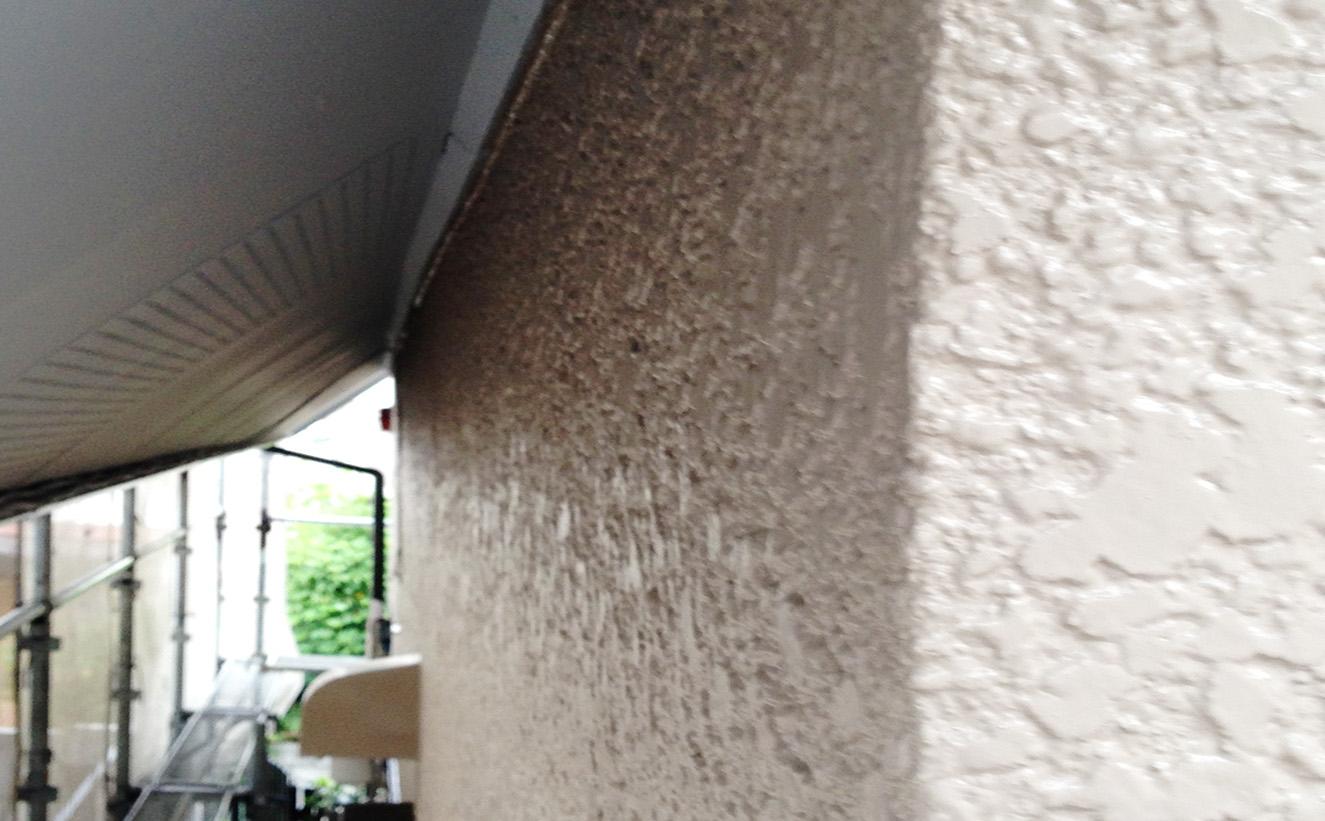 富田林市外壁塗装工事