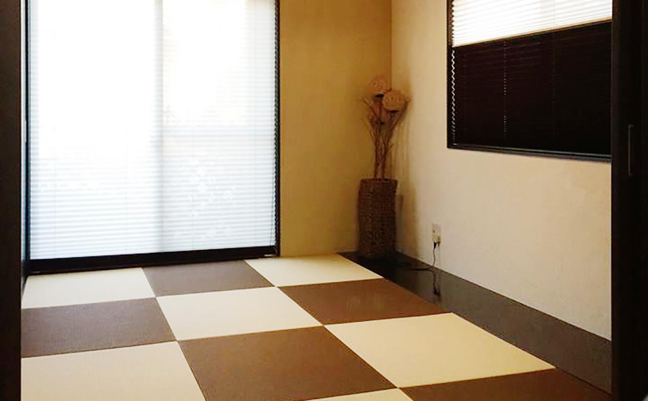 和室畳のリフォームイメージ写真