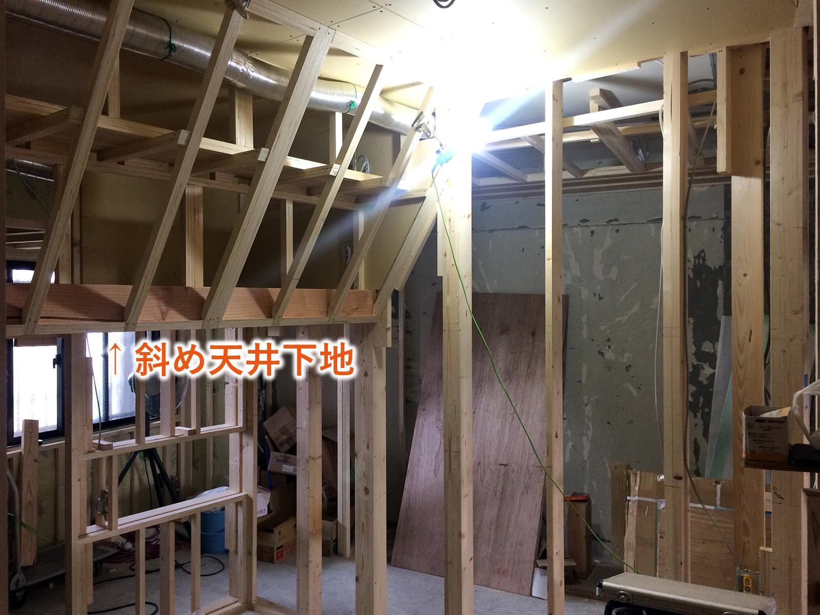 なかもずマンションのリノベーション(寝室)