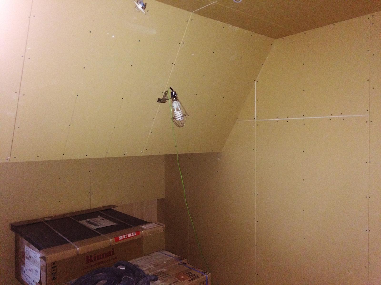 堺市 なかもずマンションのリノベーション(寝室)